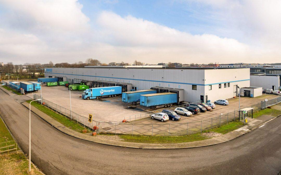 HighBrook Investors en Proptimize  kopen twee distributiecentra in Alphen aan den Rijn van Hoogvliet Vastgoed B.V. ten behoeve van de CityLink Portfolio.