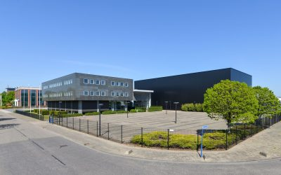 HIGHBROOK INVESTORS AND PROPTIMIZE PURCHASE 10,000 SQM OF INDUSTRIAL SPACE IN EDE TO SERVE THE CITYLINK PORTFOLIO